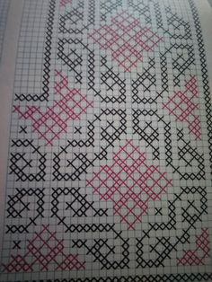 Thrilling Designing Your Own Cross Stitch Embroidery Patterns Ideas. Exhilarating Designing Your Own Cross Stitch Embroidery Patterns Ideas. Crochet Borders, Cross Stitch Borders, Crochet Diagram, Cross Stitch Designs, Cross Stitching, Cross Stitch Patterns, Filet Crochet, Diy Embroidery, Cross Stitch Embroidery