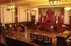 where the trial is taking place
