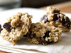 6 easy breakfast recipes with only 3 ingredients each! breakfast recip, breakfast cookies