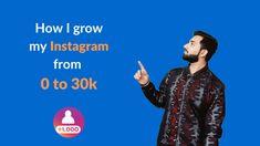 Gaurav Chhabra Digital - How I grow instagram followers 0 to 30k Digital Image, Instagram Story, Followers, Digital Marketing, Hacks, Fans, Fandom, Tips