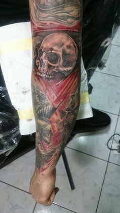 Tattoo stage 4