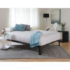 In Style Furnishings Lunar Platform Bed & Reviews | Wayfair