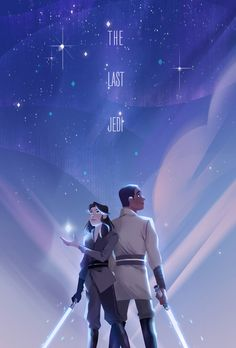 it's been a thousand years since my last drawing… on the important note - i still love Finn and Rey and am very interested in their future in star wars universe!