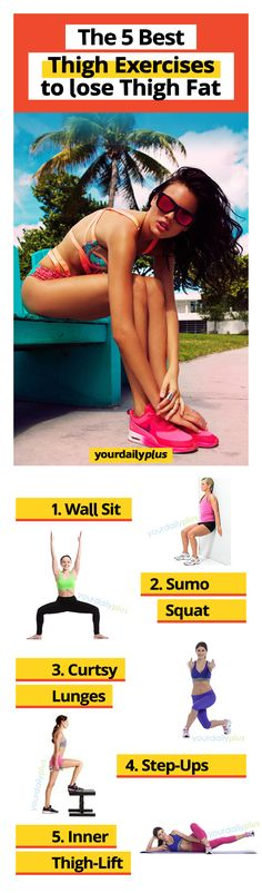 5 Best Inner Thigh Exercises To Lose Thigh Fat (Results In Just 3 Days! 3c8b7d8031f