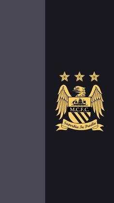 MCFC away wallpaper black/gold #manchester #city