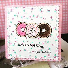 Donut worry