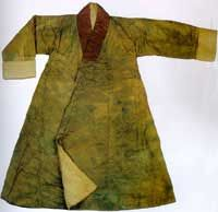Topcoat Period: 17th century Size: length, length of arm, width of armpit 128×79.5×30cm