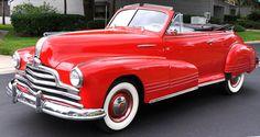 1947 Pontiac 8 Convertible