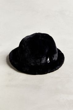e3c86f6504a5 Slide View: 1: Kangol Faux Fur Bucket Hat Riding Helmets, Bucket Hat,