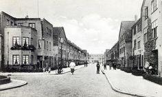A.P.Fokkerstraat Groningen - 1928