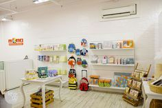 Kryz Uy of Thirstythought introduces you to MOMA, a baby boutique for Modern Mamas! Kryz Uy, Baby Boutique, Press Release, Moma, How To Introduce Yourself, Bookcase, Shelves, Modern, Furniture