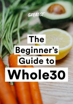 Because we have to start somewhere. #greatist http://greatist.com/eat/whole30-beginners-guide
