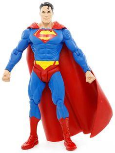 """DC Direct Superman / Batman Series 7 SUPERMAN 6.75"""" Action Figure 2009 #DCDirect"""