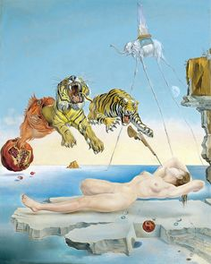 Sogno-causato-dal-volo-di-unape-intorno-a-una-melagrana-un-attimo-prima-del-risveglio.1944