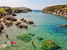 Virgen del Mar #Cantabria #Spain #Travel