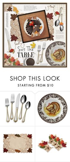 """""""Set The Table"""" by rosie305 ❤ liked on Polyvore featuring interior, interiors, interior design, home, home decor, interior decorating, homedecor, homeset and setthetable"""