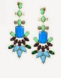 Buy PL by Peter Lang Tiered Drop Earring at ASOS. With free delivery and return options (Ts&Cs apply), online shopping has never been so easy. Get the latest trends with ASOS now. Jewelry Box, Jewelery, Jewelry Accessories, Ribbon Bracelets, Earring Trends, Glitz And Glam, Drops Design, Latest Fashion Clothes, Statement Rings