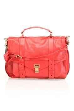 Proenza Schouler ~~ In Lipstick #cute #bag #pink #purse #want