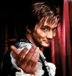 David Tennant as Casanova - One of the times I thanked my mom for making me watch something!