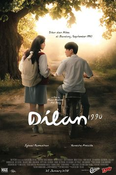 Free Watch Dilan 1990 : Movies It was Milea just moved from Jakarta to Bandung. She met a boy named Dilan. Soon they will face a great journey upon them. 1990 Movies, Imdb Movies, New Movies, Films, 2018 Movies, Watch Movies, Cinema 21, Netflix, The Image Movie
