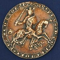 ·First Great Wax Seal of Robert the Bruce - MuseumReplicas.com