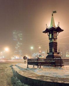 Russia, Arkhangelsk
