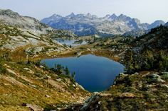 Gwilim Lakes