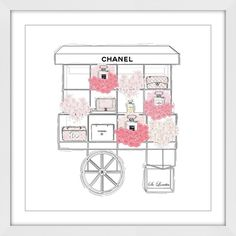 Chanel Cart - Marmont Hill