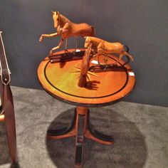 Horse figurines #lvmkt Las Vegas World, Equestrian Collections, Market Trends, World Market, Horse, Table, Furniture, Home Decor, Decoration Home