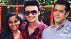 Salman Khan To Launch Sis Arpita's Husband Ayush Sharma?