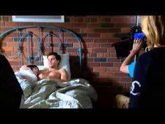 Jamie Dornan & Dakota Johnson - Behind the Scenes - YouTube