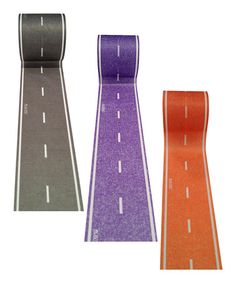 Perfect stocking stuffer for boys!! Loving this Colorful PlayTape Road Rolls Set on sale today!