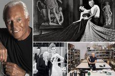 Giorgio #Armani Deconstructing fashion (2001)