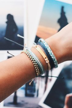 accessorize + Pura Vida Bracelets