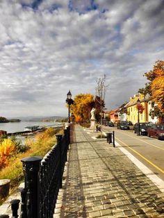 Vác, Hungary #fall