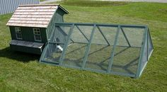 The Green Chicken Coop | A Michigan Company