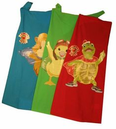 Wonder Pets Capes for Kids Animal Birthday, 3rd Birthday, Birthday Ideas, Birthday Parties, Wonder Pets, Capes For Kids, Animal Party, Pretend Play, Halloween Party
