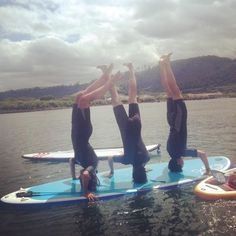 Make it triple! Sup Surf, Handstand, Surf Shop, Paddle, The Dreamers, Surfing, Paradise, Instagram, Surf Store