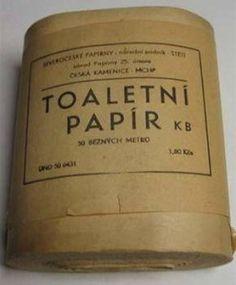 toaletni papir petr Childhood Memories, Retro Fashion, Online Marketing, Vintage, Bathroom Makeovers, Cake Baking, Czech Republic, Baking Recipes, Poland