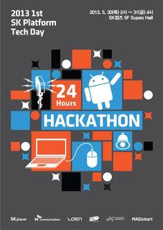 2013 SK Tech Day - Hackathon on Behance