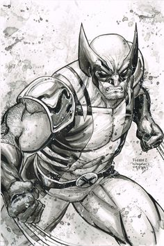 Wolverine by Freddie E. Williams II