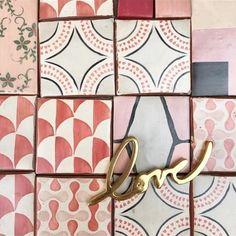 Repost from @tabarkastudio  this tile gave us all the feels  #valentines #happyvalentinesday #tflchi #glazedterracotta #terracottatile #tabarkastudios #kitchentile #backsplashtile #accenttile #ihavethisthingwithtiles #kitchendesign #inspired #stunning #floortile #valentinesgoals