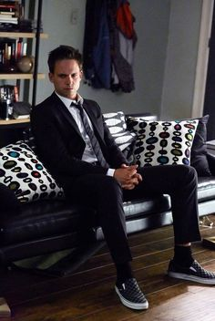 Patrick J. Adams in Suits