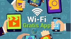5 Apps para tener Wi-Fi Gratis en ANDROID 2017 - Internet Gratis https://www.zonatopandroid.com/wifi-gratis-android/ #Vacaciones #Casa