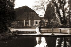 Wedding Photography at Rivervale Barn