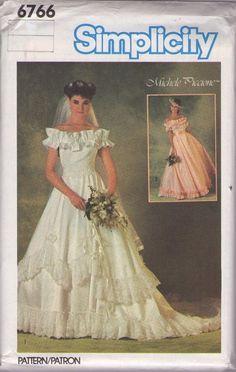 Victorian Wedding Dress Patterns