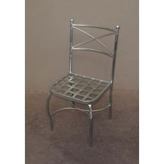Chair Wrought Iron. Customize Realizations. 474 Outdoor Chairs, Outdoor Furniture, Outdoor Decor, Chair Bench, Wrought Iron, Restaurant, Home Decor, Decoration Home, Room Decor
