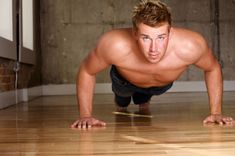 The Push-Up Challenge - Men's Fitness