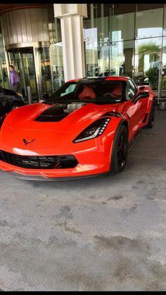 Grand sport corvette custom