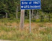 20 famous UFO sightings